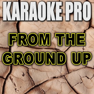 Karaoke Pro - From the Ground Up (Originally Performed by Dan & Shay) [Instrumental Version]