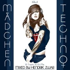 Mädchentechno, Vol. 4 (Mixed By Hendrik Zwar)