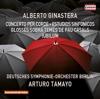 Ginastera: Orchestral Works - Deutsches Symphonie-Orchester Berlin & Arturo Tamayo