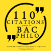 Philosophie pour tous : 110 citations pour le bac philo - Divers auteurs