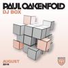 Paul Oakenfold - Dj Box August 2016 artwork