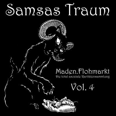 Maden.Flohmarkt - Die total asoziale Raritätensammlung, Vol. 4 - Samsas Traum