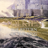 J. R. R. Tolkien - The Return of the King: The Lord of the Rings, Book 3 (Unabridged) artwork
