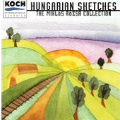New Zealand Symphony Orchestra - Hungarian Sketches, Op. 14: II. Pastorale