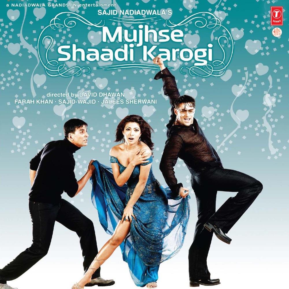 Mujhse Shaadi Karogi (Original Motion Picture Soundtrack) – Album (iTunes Plus M4A)