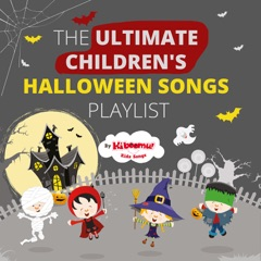 The Ultimate Children's Halloween Songs Playlist