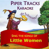 Astonishing (Karaoke Instrumental Track) [In the Style of Little Women] - Piper Tracks