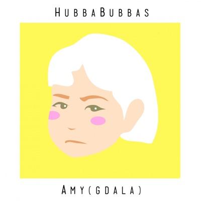 Amy(gdala) - EP - HubbaBubbas album