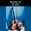"""Remember Me (From """"Coco"""") - daigoro789"""