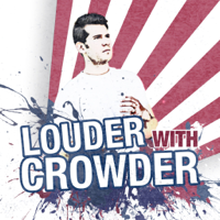 Podcast cover art for Louder With Crowder