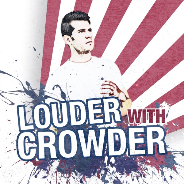 Ep 372 | A VERY NOTGAYJARED FAIRWELL! | Ben Shapiro and Jim Norton Guest | Louder With Crowder