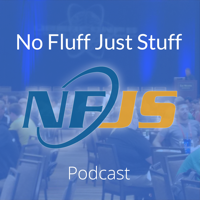 Podcast cover art for No Fluff Just Stuff