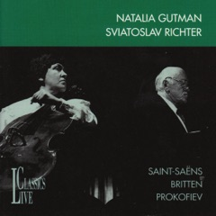 Cello Sonata in C Major, Op. 119: I. Andante Grave