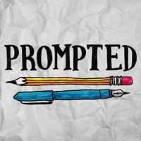 Prompted podcast