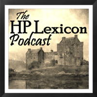 Podcast cover art for The HP Lexicon Podcast