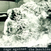 Rage Against the Machine - Killing In the Name Grafik