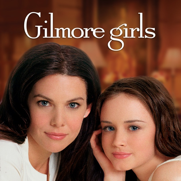 Burning Series Gilmore Girls