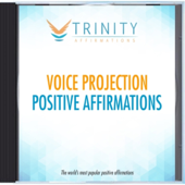 Voice Projection Present Affirmations