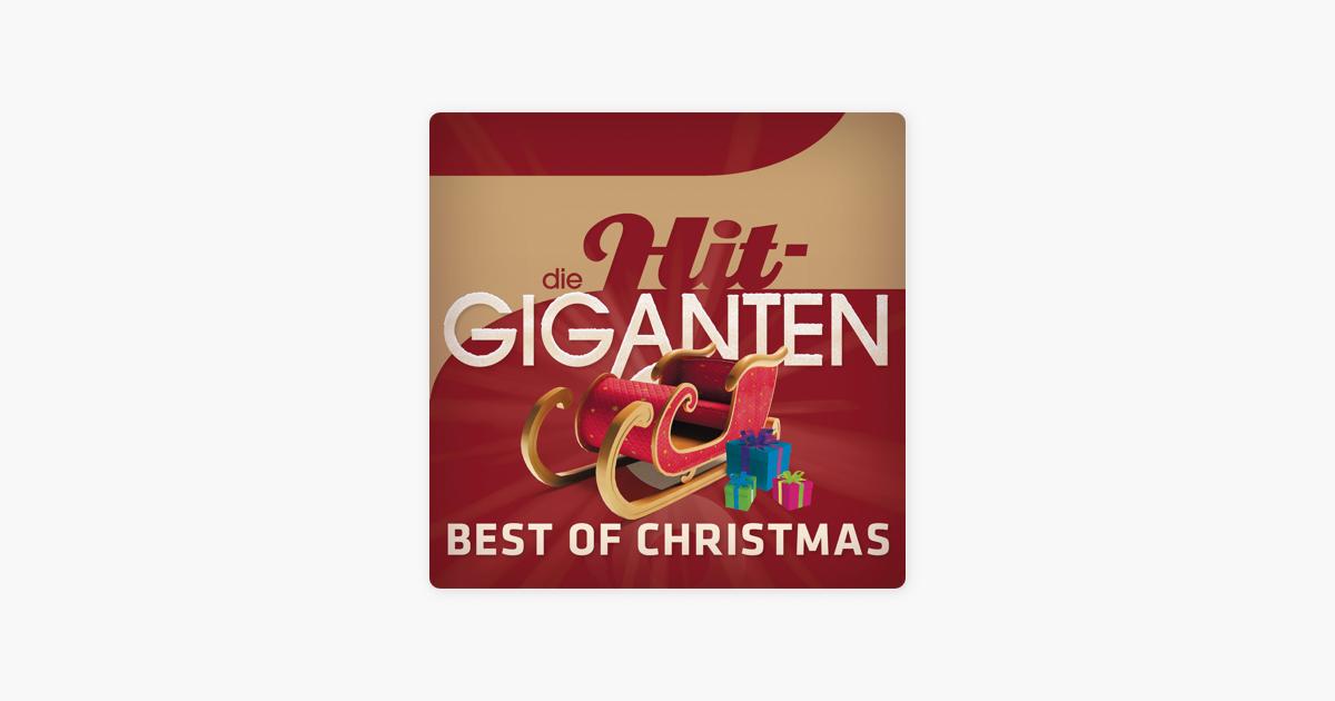 Hit Giganten Weihnachten.Best Of Christmas Die Hit Giganten Von Verschiedene Interpreten