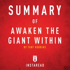 Summary of Awaken the Giant Within by Tony Robbins: Includes Analysis (Unabridged)