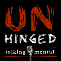 Podcast cover art for Unhinged: Discussing Mental Health
