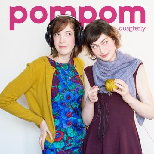 Cover image of Pom Pom Quarterly - Knitting Podcast
