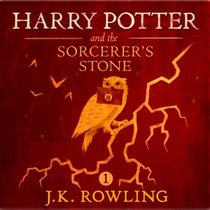 Harry Potter and the Sorcerer's Stone, Book 1 (Unabridged) - J.K. Rowling audiobook, mp3