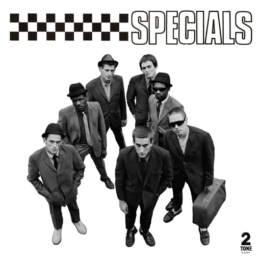 Art for A Message to You Rudy by The Specials