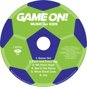 VBS 2018 Game On! Music for Kids CD - EP