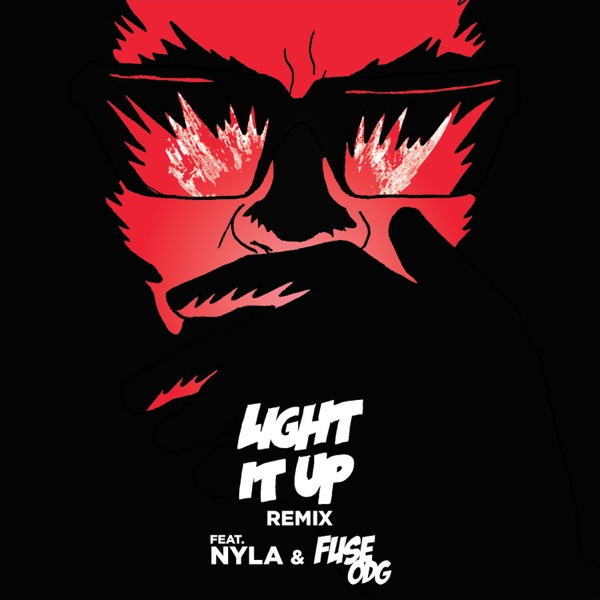 Cover art for Light It Up