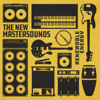 The New Mastersounds - Green Was Beautiful artwork