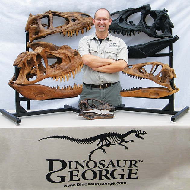 Dinosaur George Podcast A Podcast Devoted To Paleontology And