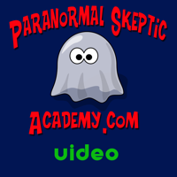Paranormal Skeptic Academy Videos podcast