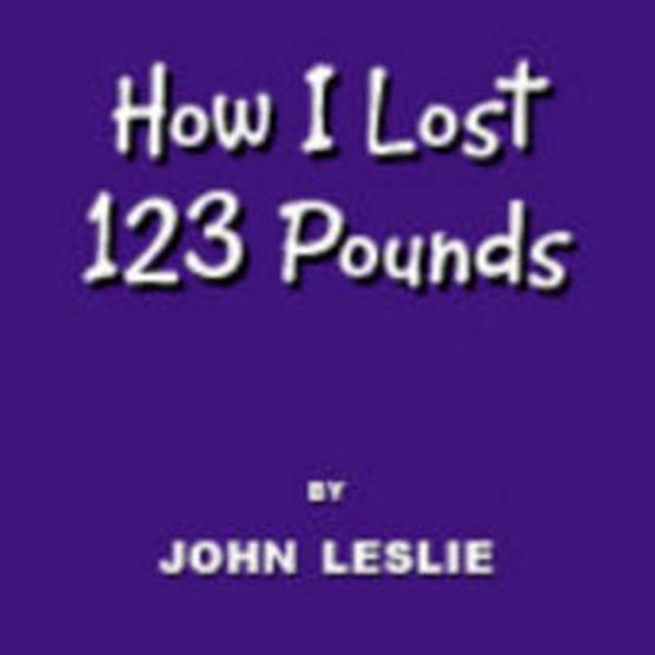 How I Lost 123 Pounds