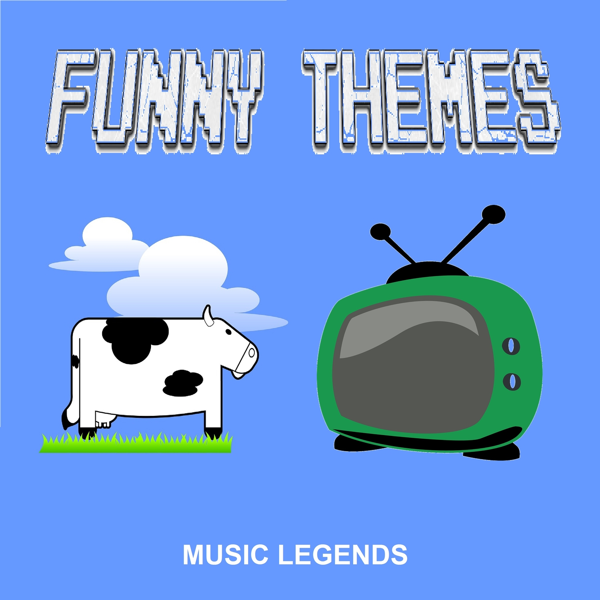 funny themes by music legends on apple music