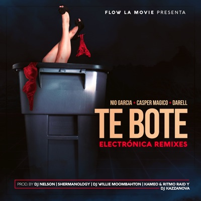 Te Boté: Electrónica Remixes - EP MP3 Download