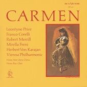Herbert Von Karajan - Carmen (Remastered): Act III - Écoute, écoute, compagnon, écoute (2008 SACD Remastered)