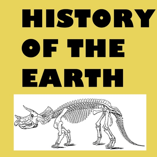 Cover image of History of the Earth