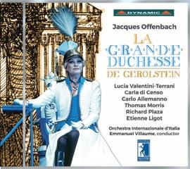 La Grande Duchesse De G Rolstein Act Ii Grandes Le Ons Du Pass Live