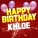 Happy Birthday Khloe (Dubstep Version) - White Cats Music
