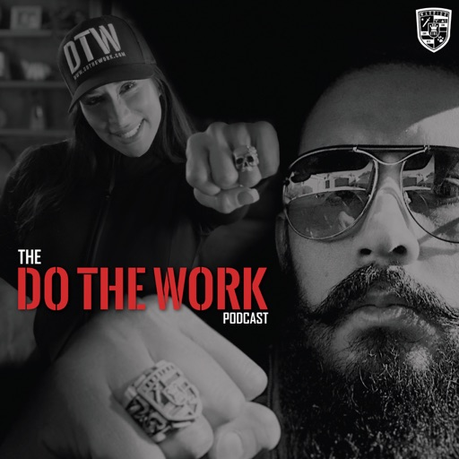 Cover image of DO THE WORK