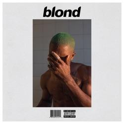 Blonde - Frank Ocean Album Cover