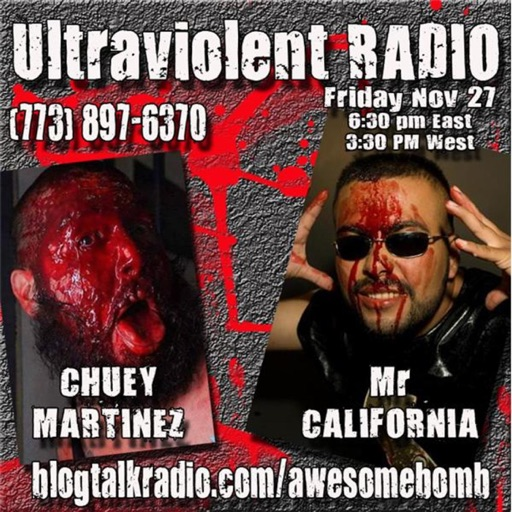 Cover image of Ultraviolent Radio