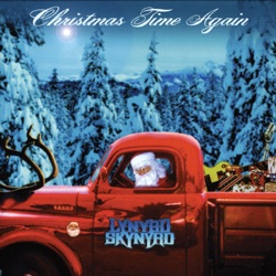 Christmas Time Again - Lynyrd Skynyrd Album Cover