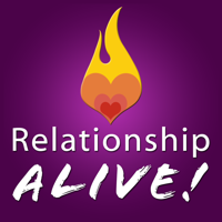 Podcast cover art for Relationship Alive | Marriage Advice | Sexuality | Relationships |Connection | Intimacy | Love | Dating