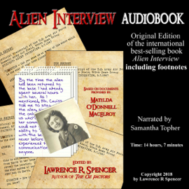 Alien Interview (Unabridged) audiobook