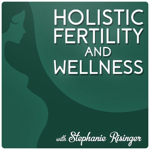 Cover image of Holistic Fertility and Wellness Podcast