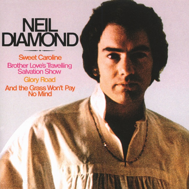 Album Diamond: Sweet Caroline By Neil Diamond On Apple Music