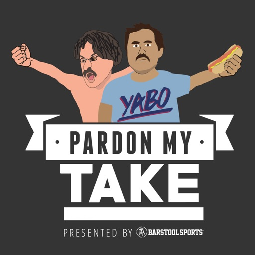 Cover image of Pardon My Take