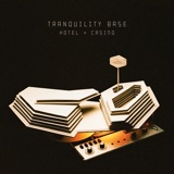 """The album art for """"Tranquility Base Hotel & Casino"""" by Arctic Monkeys"""